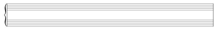 Landscape orientation grand staff blank sheet music